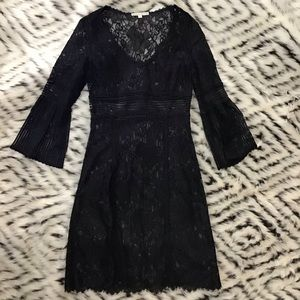 Nanette Lepore lace dress size 2